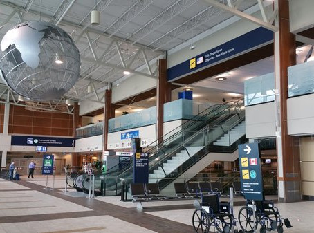 What to do when arriving at the Halifax Stanfield Airport