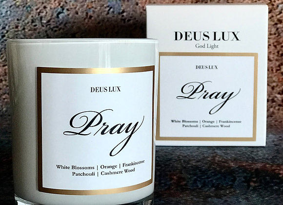 Pray Candle by Deus Lux