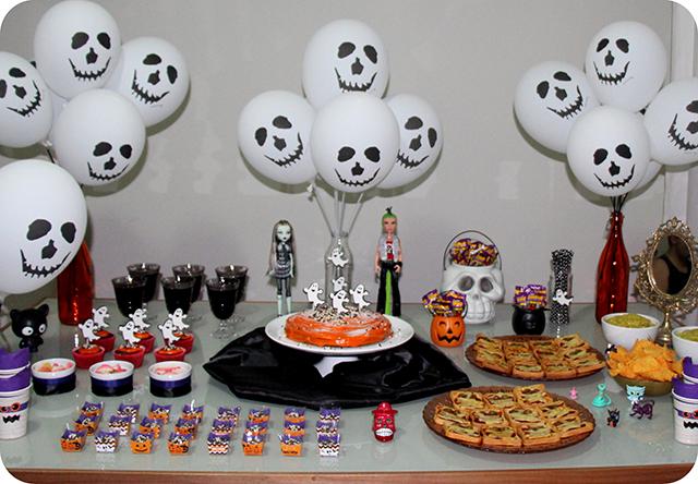 Decoracao De Halloween Para Festa De Aniversario.Halloween 1 Inspiracoes Para Festa E Dicas