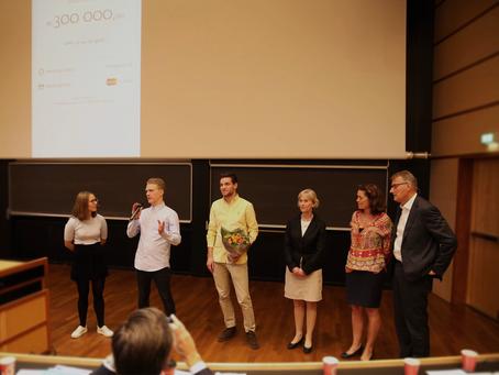 Kristian Ottosen-prisen tildeles Unite Living