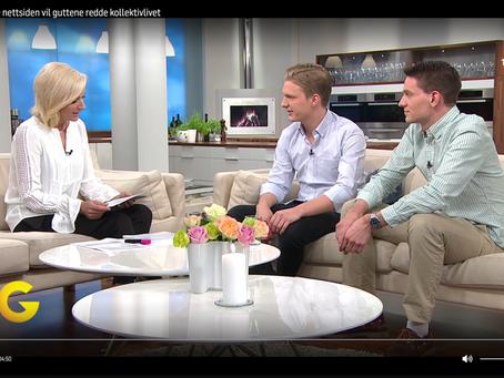 Unite Living på God morgen Norge hos TV2