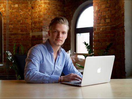 Christian Wierøds tanker om morgendagens eiendomsbransje