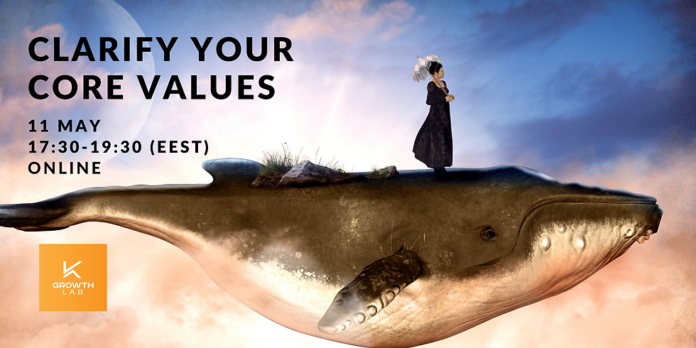 GrowthLab presents: Clarify your core values