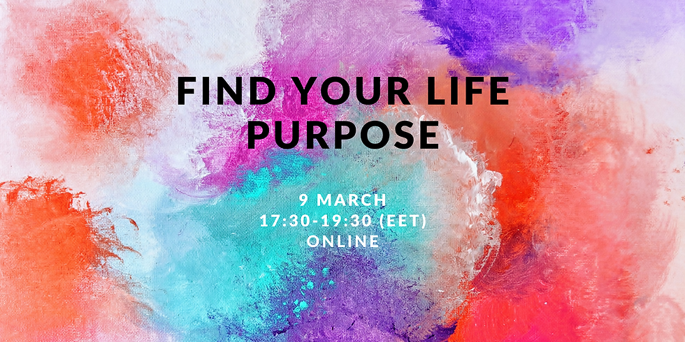 GrowthLab presents: Find your life purpose