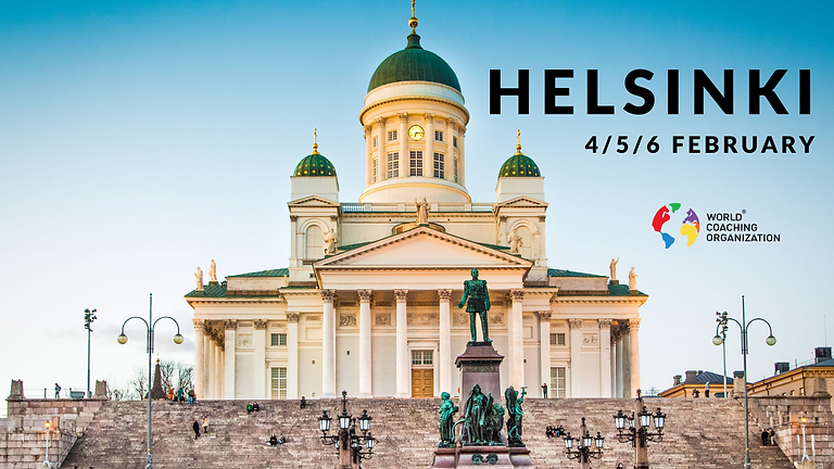 International Coaching Certification, Helsinki February 2022
