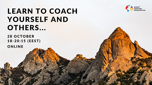 Introduction to coaching (online edition) 28.10.2020