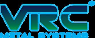 VRC Vector Blue Lettering Registered 111