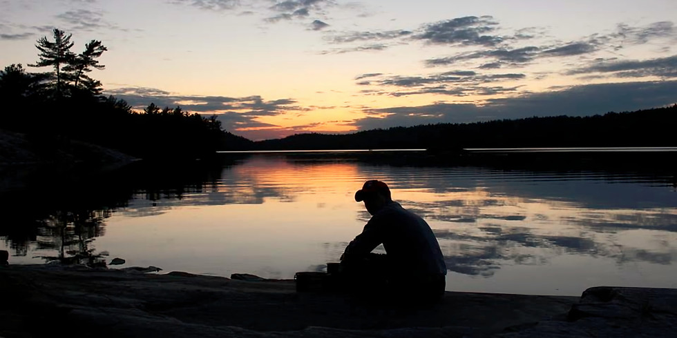 Camping in Killarney Provincial Park
