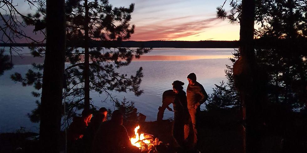 Camping in Algonquin Provincial Park