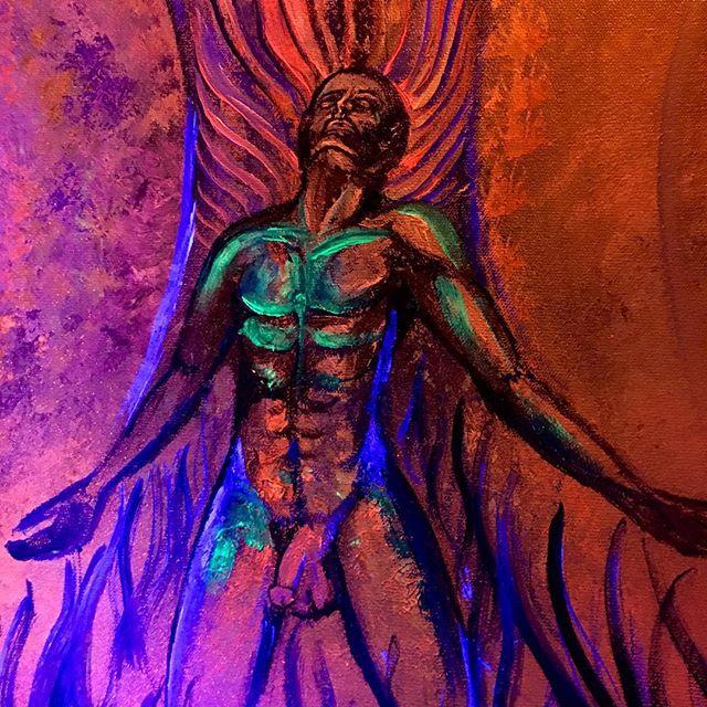 #healingartbymarinafontana #3dartist #3dart #visionaryart #balancedbodhiart #balancedbodhi #visionar
