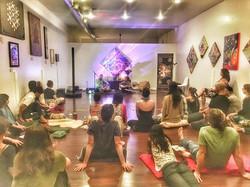 #devoted #arts how #art #artbymarinafontana #3dart #Asheville #yoga #violetowlwellness