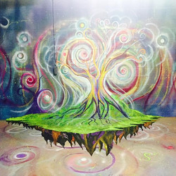 #psychedelicArt #3Dart #LoveArt #LoveOfArt #awesomeness #AshevilleNC #balancedbodhiArt #balancedbodh