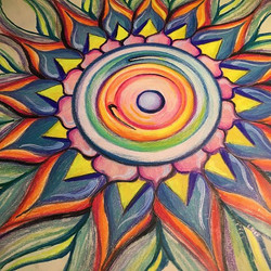 #balancedbodhiart #balancedbodhi #artbymarinafontana #healingartbymarinafontana #healingart #ashevil