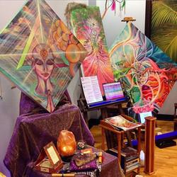 Sacred Sounds Conference #sacredsoundsconference #balancedbodhi #visionaryart #healingart