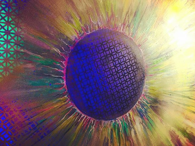 #art #color #cosmic #eye #come #into #the #void #vast #emptiness #infinite #love #cosmiceye #eyeofgo