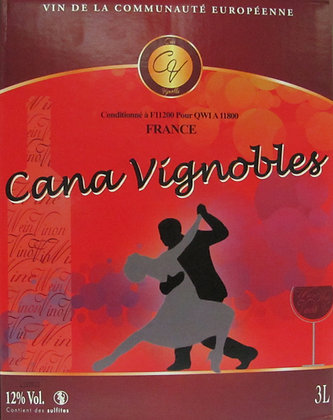 Cana Vignobles Box