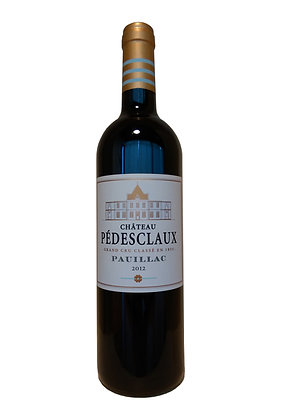 Chateau Pedesclaux 2012 (5th Grand Cru Classe)