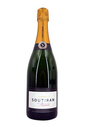 Champagne Soutiran Alexandre Brut Premier Cru
