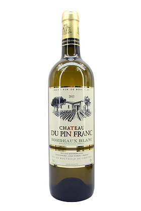 Chateau Du Pin Franc 2013 (Blanc)