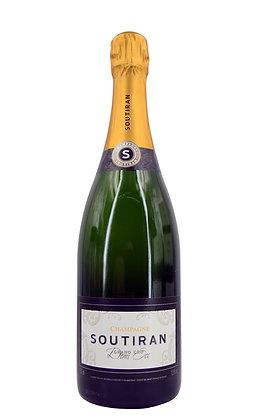 Champagne Soutiran Demi Sec Brut Grand Cru