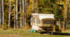 pop up trailer storage