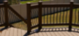 Composite and Metal Railing supplies
