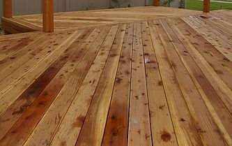 Redwood Decking supplies