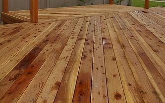 Redwood Decking supplies