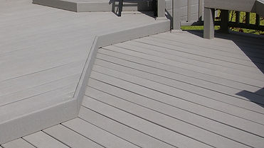 Fiber Cement Deck supplis
