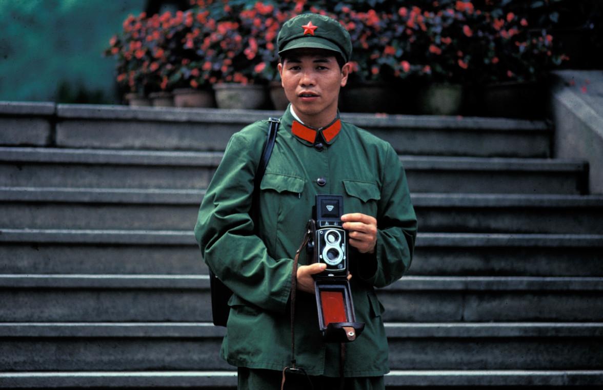 The Photographer (Beijing, China)