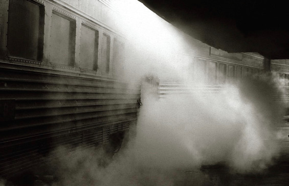 Ghost Train (New London, CT, USA)