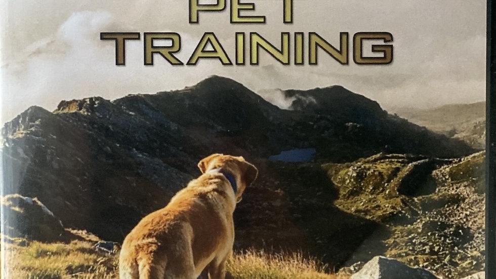 Pet Training DVD