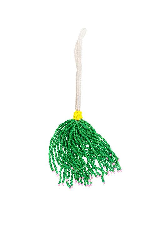 Green Tassel