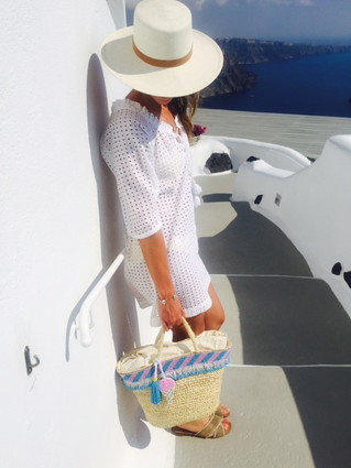 madebywave Travels: Santorini