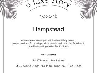 Customise your Summer at A Luxe Story Resort