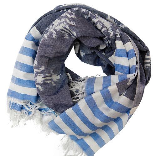 Sumba Blue Sarong