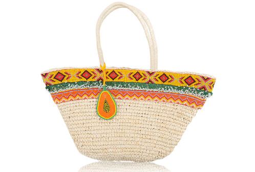 Exuding Strength And A Sense Of Adventure Our Ethnic Style Mexico City Beach Bag Offers Throwback To The Time When Aztec Empire Reigned