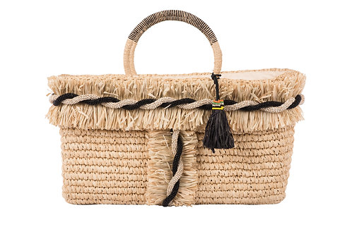 Savannah Twist Bag