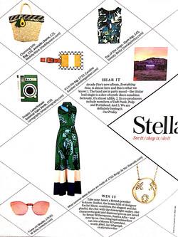 Stella - The Sunday Telegraph