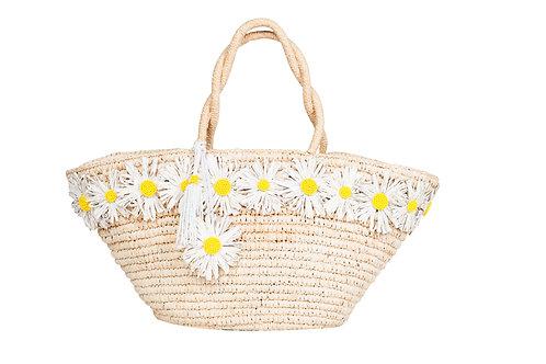 Daisy Beach Bag