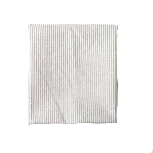 Tommy Hilfiger Gray Thin Striped Sheets - Queen