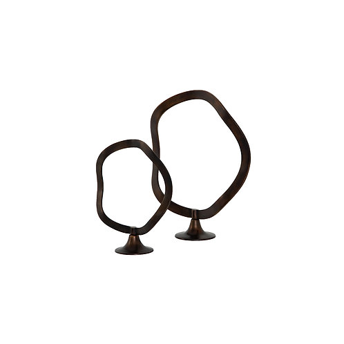 Steinbeck Circular Objects - Set of 2