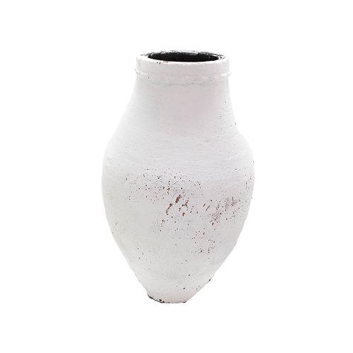 White Large Turkish Pottery #2