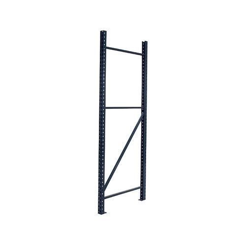 12 Ft. Industrial Pallet Rack Upright Frame