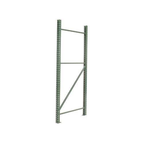 8-Ft. Industrial Pallet Rack Upright Frame