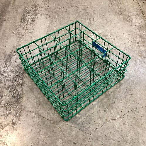 16 Slot Glass Crate #1