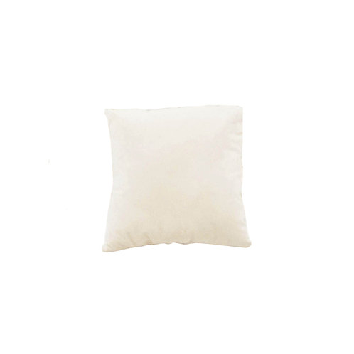 Creamy Velvet Pillow #3
