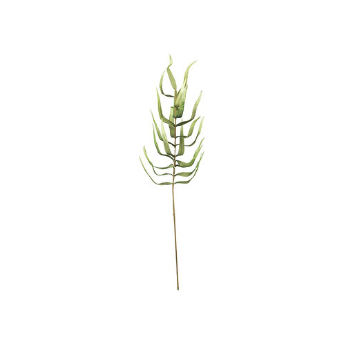 Faux Green Branches - Set of 3