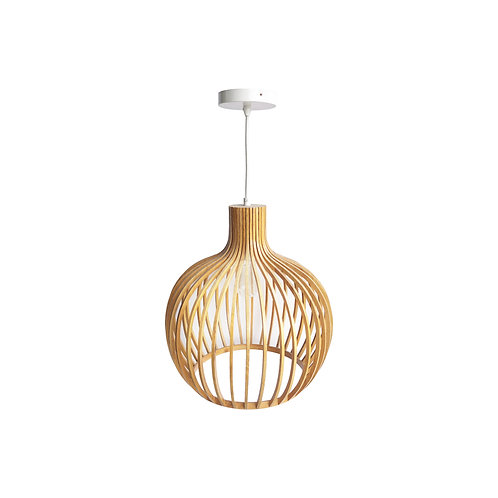 Spindle Pendant Light