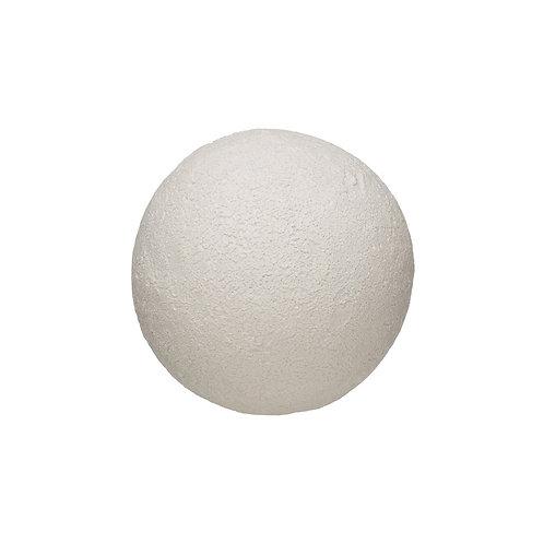 White Ceramic Orbs - Set of 6